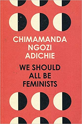 Book cover for We Should All Be Feminists