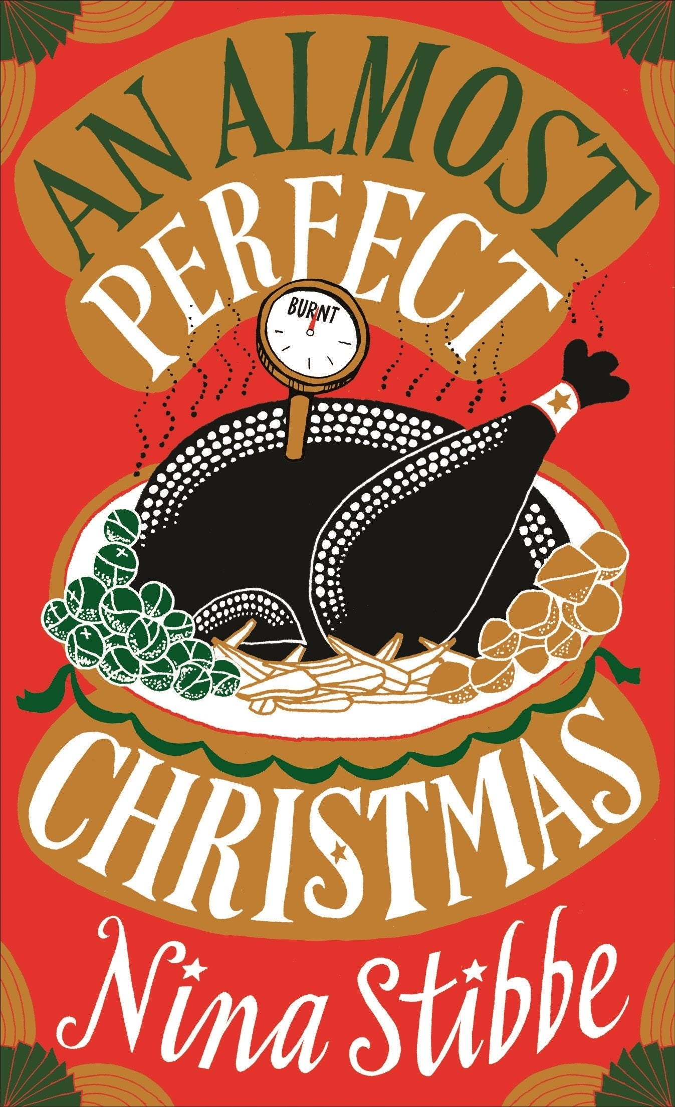Book cover for An Almost Perfect Christmas