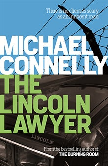Book cover for The Lincoln Lawyer