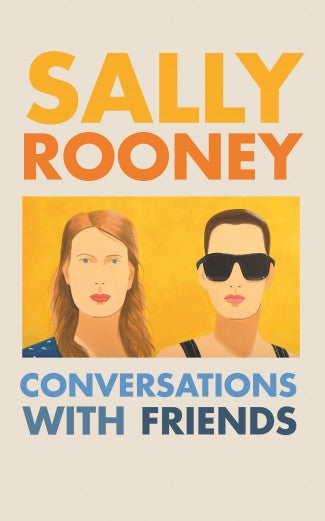 Book cover for Conversations with Friends