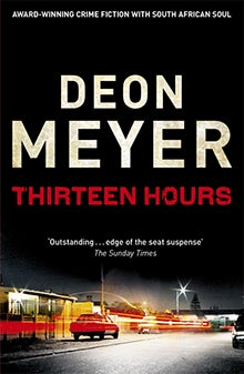 Book cover for Thirteen Hours