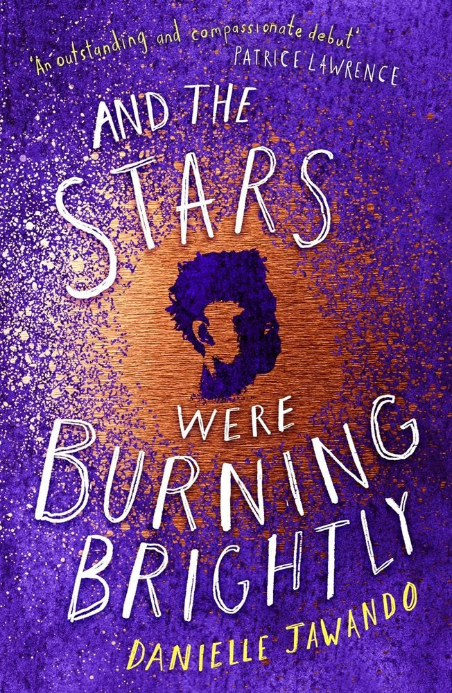 Book cover for And the Stars Were Burning Brightly