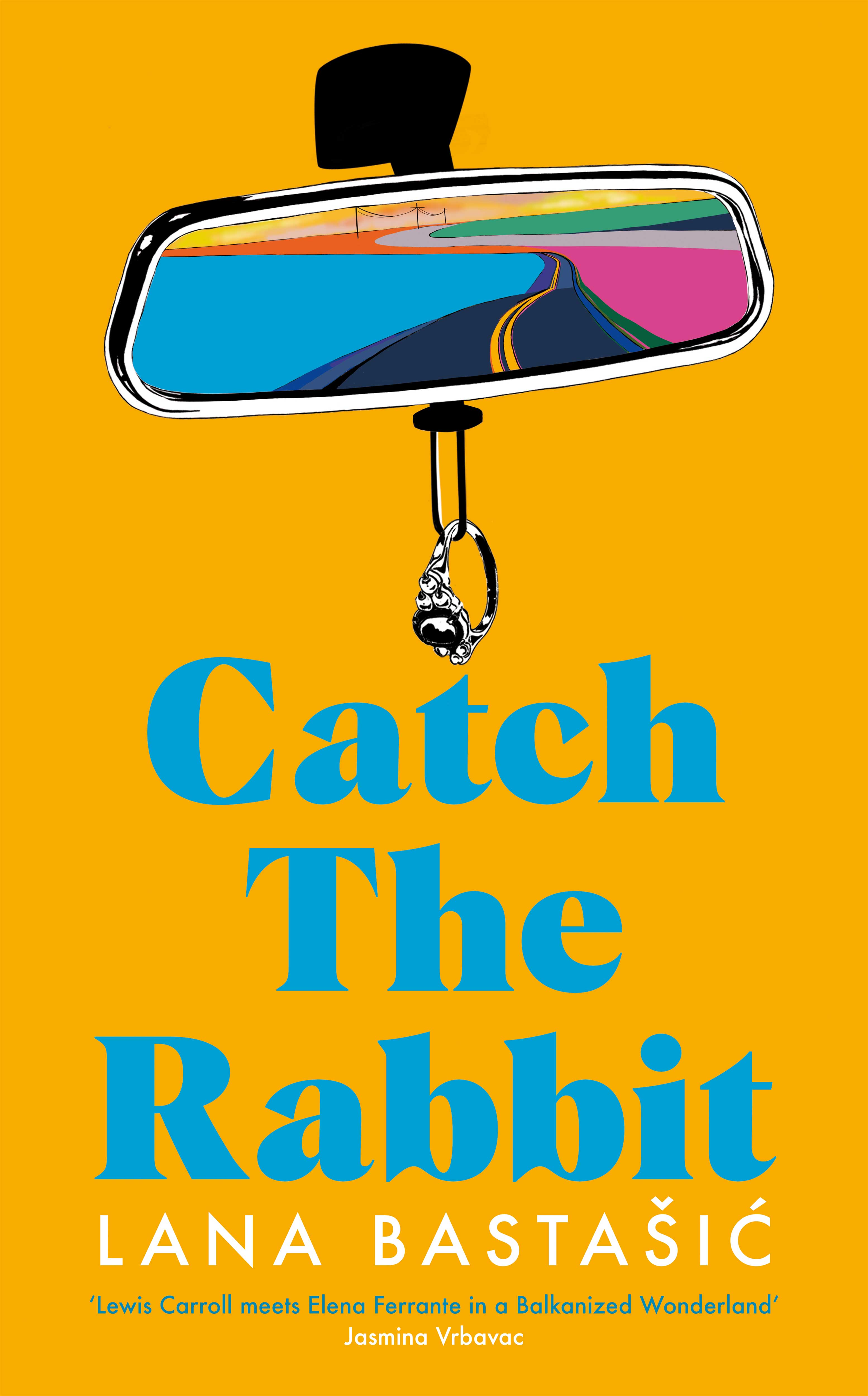 Book cover for Catch the Rabbit