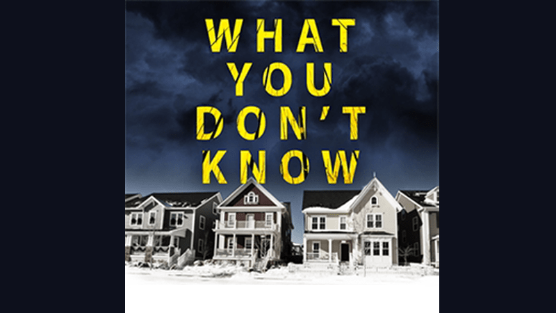 What You Don't Know - JoAnn Chaney