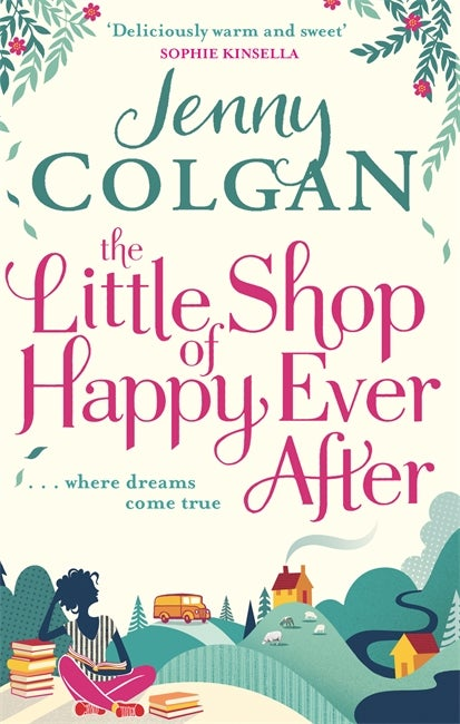 Book cover for The Little Shop of Happy Ever After