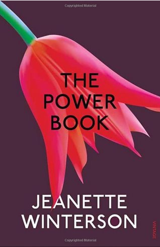 Book cover for The Powerbook  (2000)
