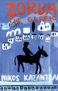 Book cover for Zorba the Greek
