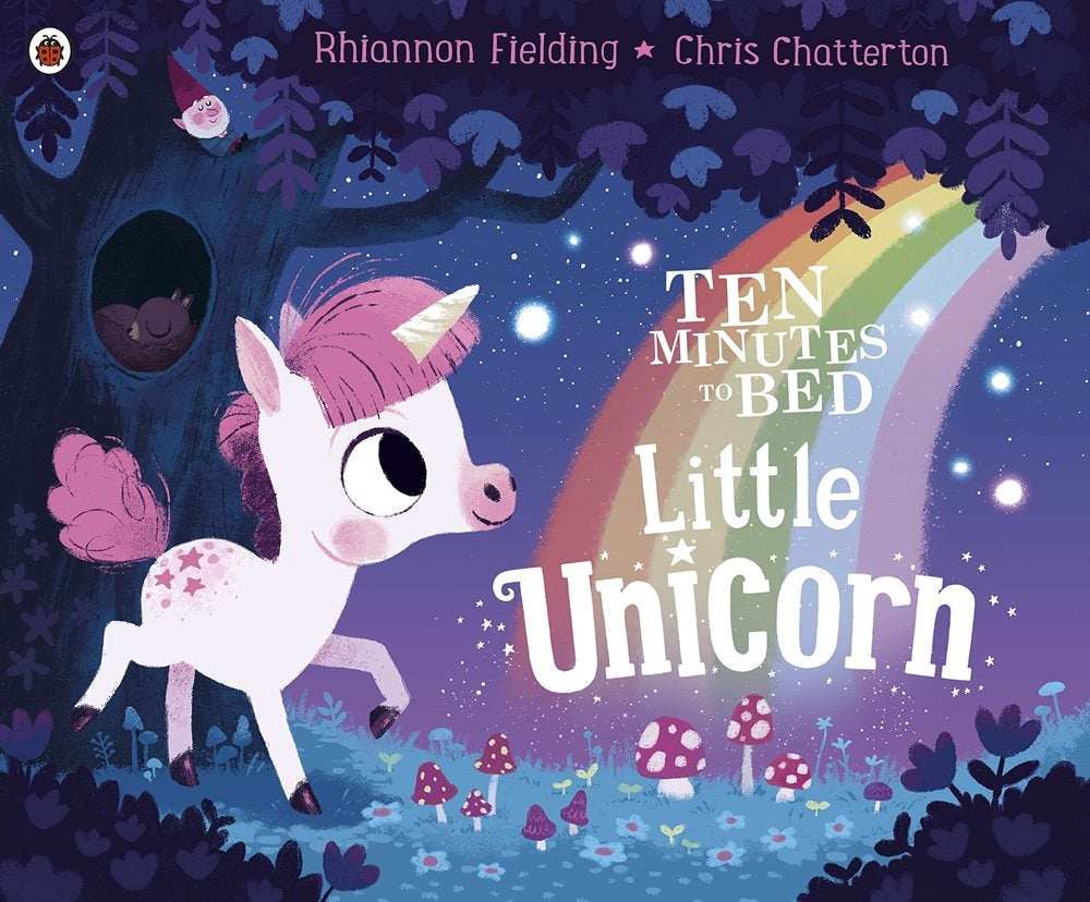 Book cover for Ten Minutes to Bed: Little Unicorn