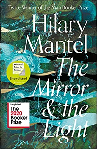 Book cover for The Mirror and the Light