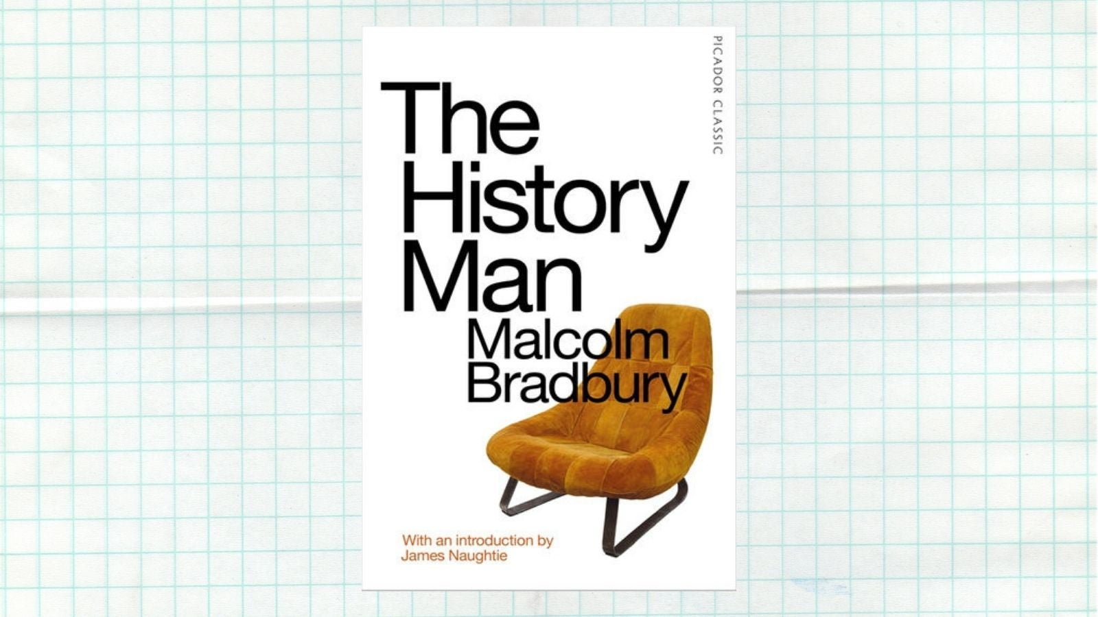 The History Man header