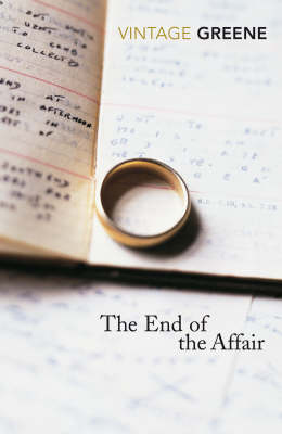 Book cover for The End of the Affair