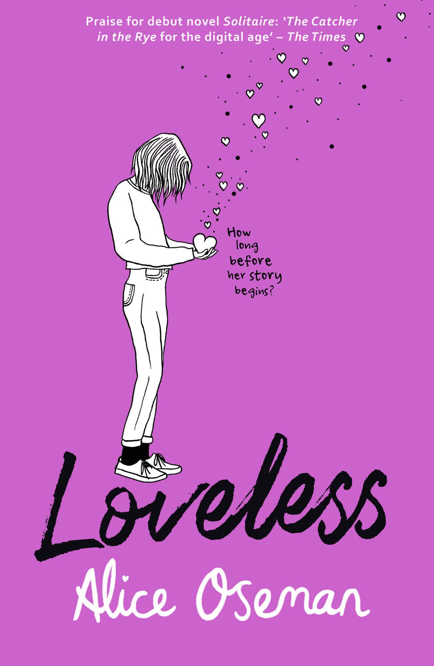 Book cover for Loveless