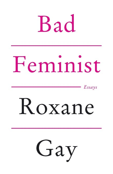 Book cover for Bad Feminist