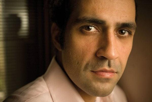 Aatish Taseer author photo