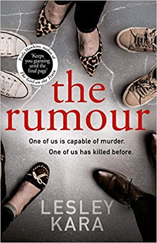 Book cover for The Rumour