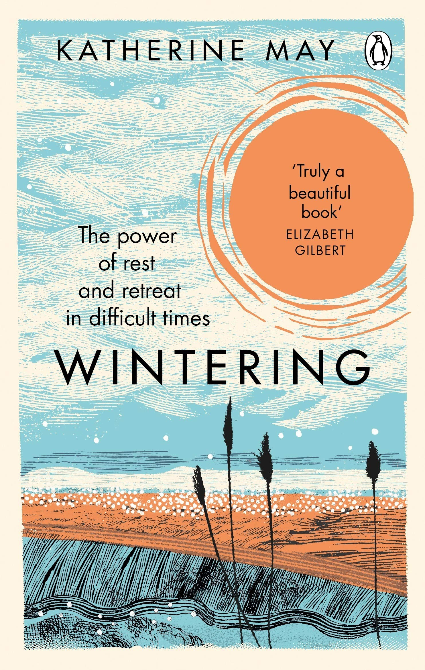 Book cover for Wintering