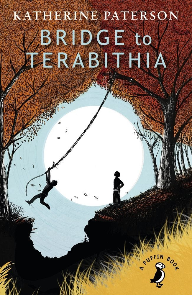 Book cover for Bridge to Terabithia