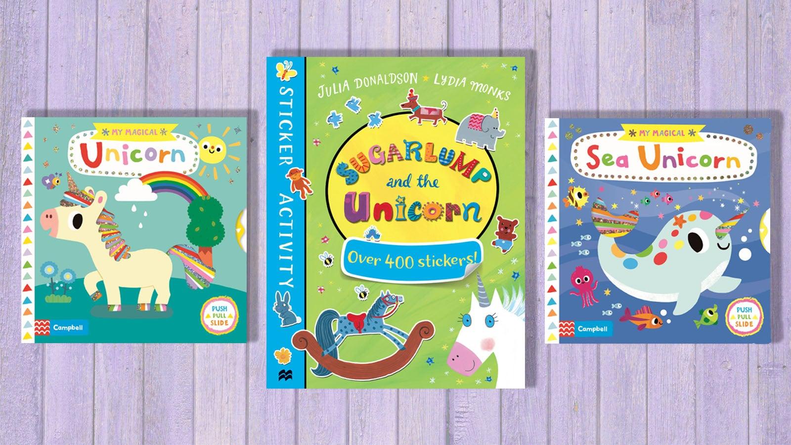Children's books about unicorns