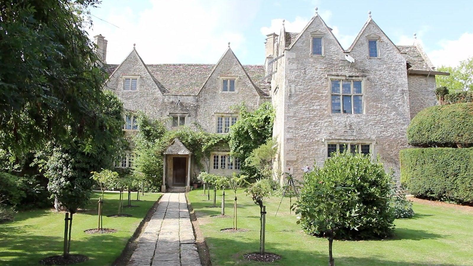 Kelmscott Manor, Cotswolds, William Morris' former home