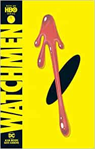 Book cover for Watchmen