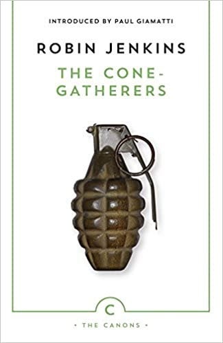 Book cover for The Cone-Gatherers
