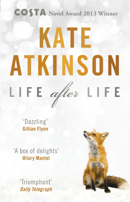 Book cover for Life After Life