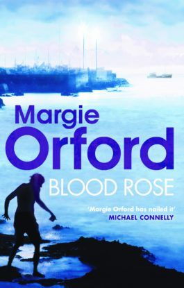 Book cover for Blood Rose