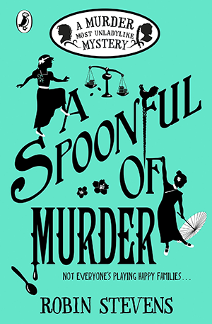 Book cover for A Spoonful of Murder