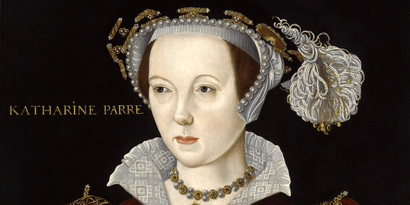 Catherine Parr painting