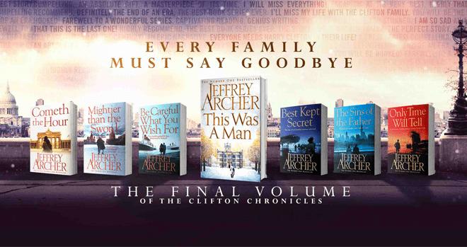 Jeffrey Archer's Clifton Chronicles series