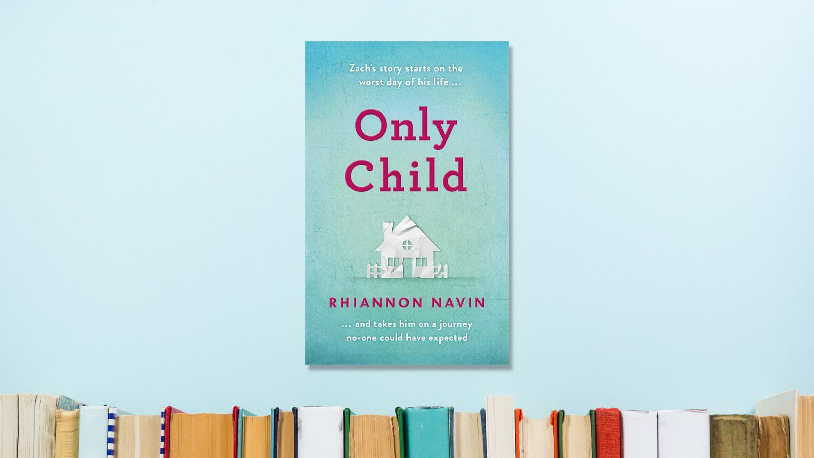 Rhiannon Navin - Only Child book cover