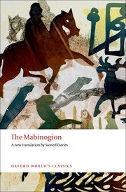 Book cover for The Mabinogion