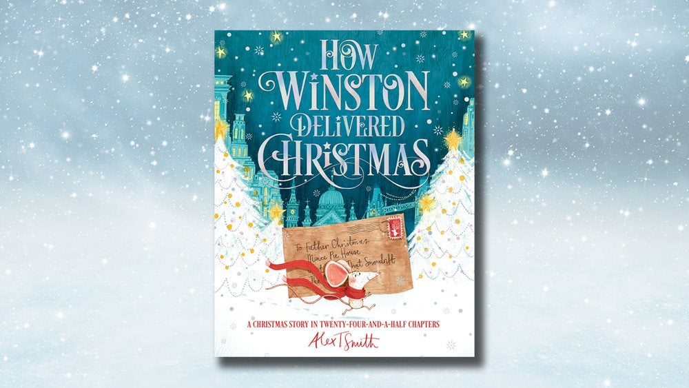 How Winston Delivered Christmas book cover