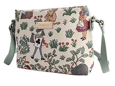 Signare Alice in Wonderland satchel