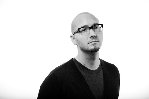 Ryan Gattis black and white photo