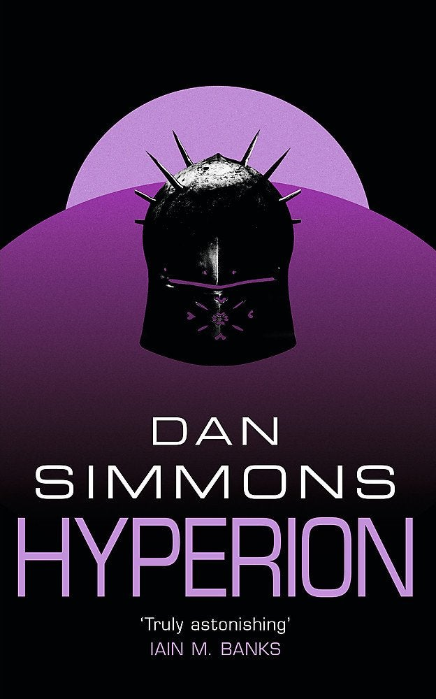 Book cover for Hyperion