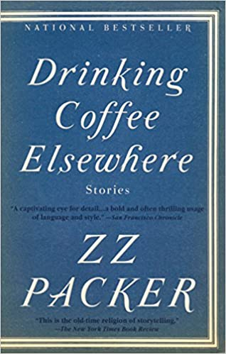 Book cover for Drinking Coffee Elsewhere