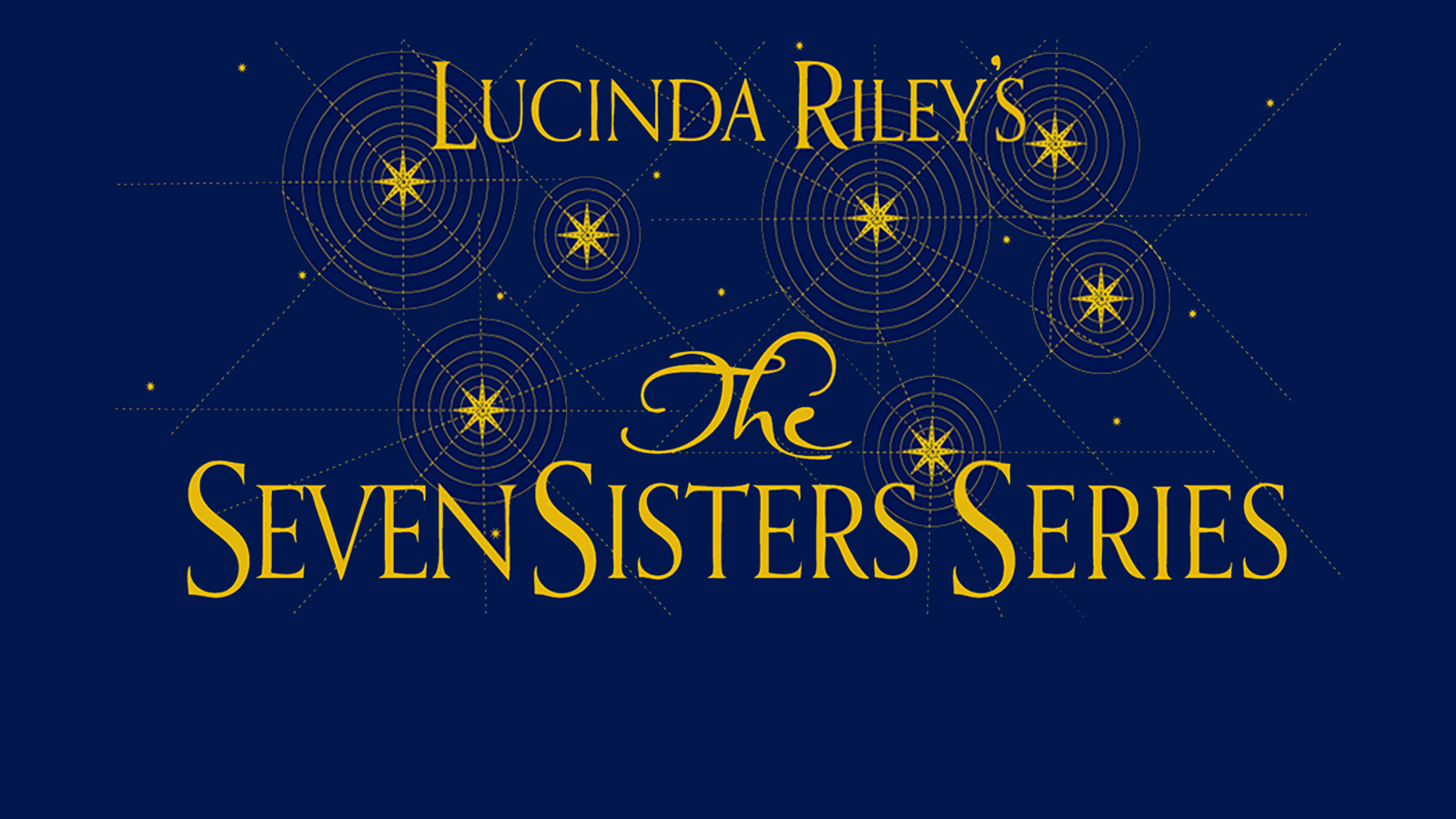 Lucinda Riley's The Seven Sisters series