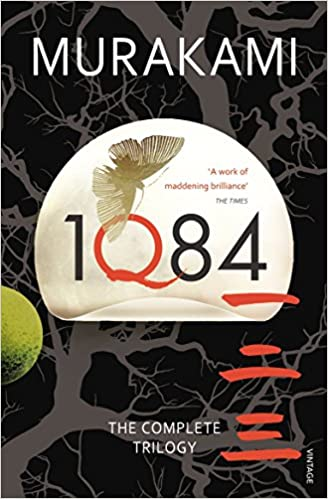 Book cover for 1Q84: Books 1, 2 and 3