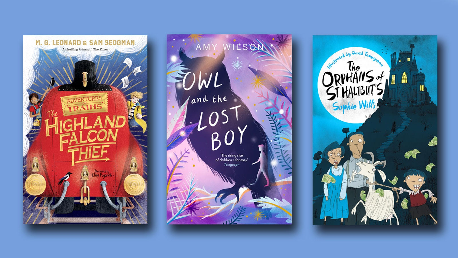 The best books for 9-12 year olds Header