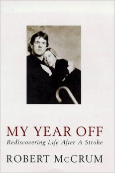 cover of Robert McCrum's memoir