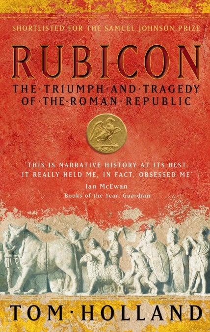 Book cover for Rubicon