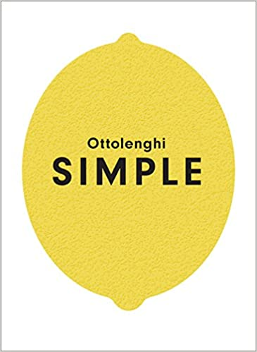 Book cover for Ottolenghi SIMPLE