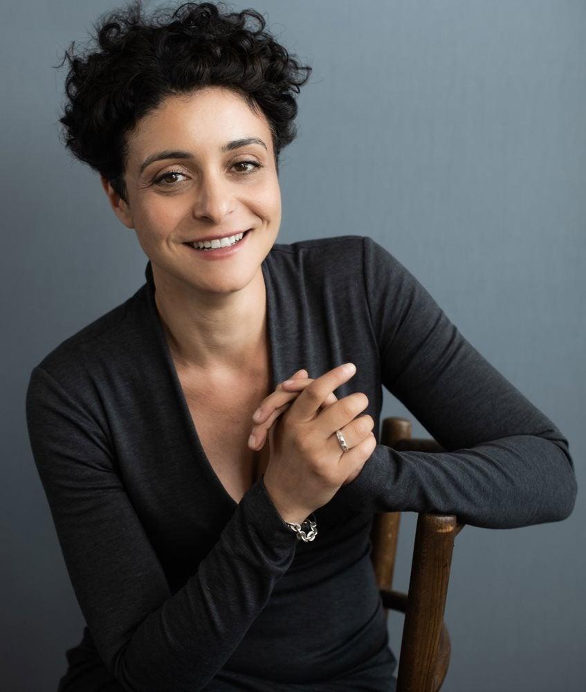 Jenny Kleeman author photo