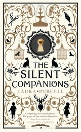 Book cover for The Silent Companions