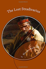 Book cover for The Lost Stradivarius