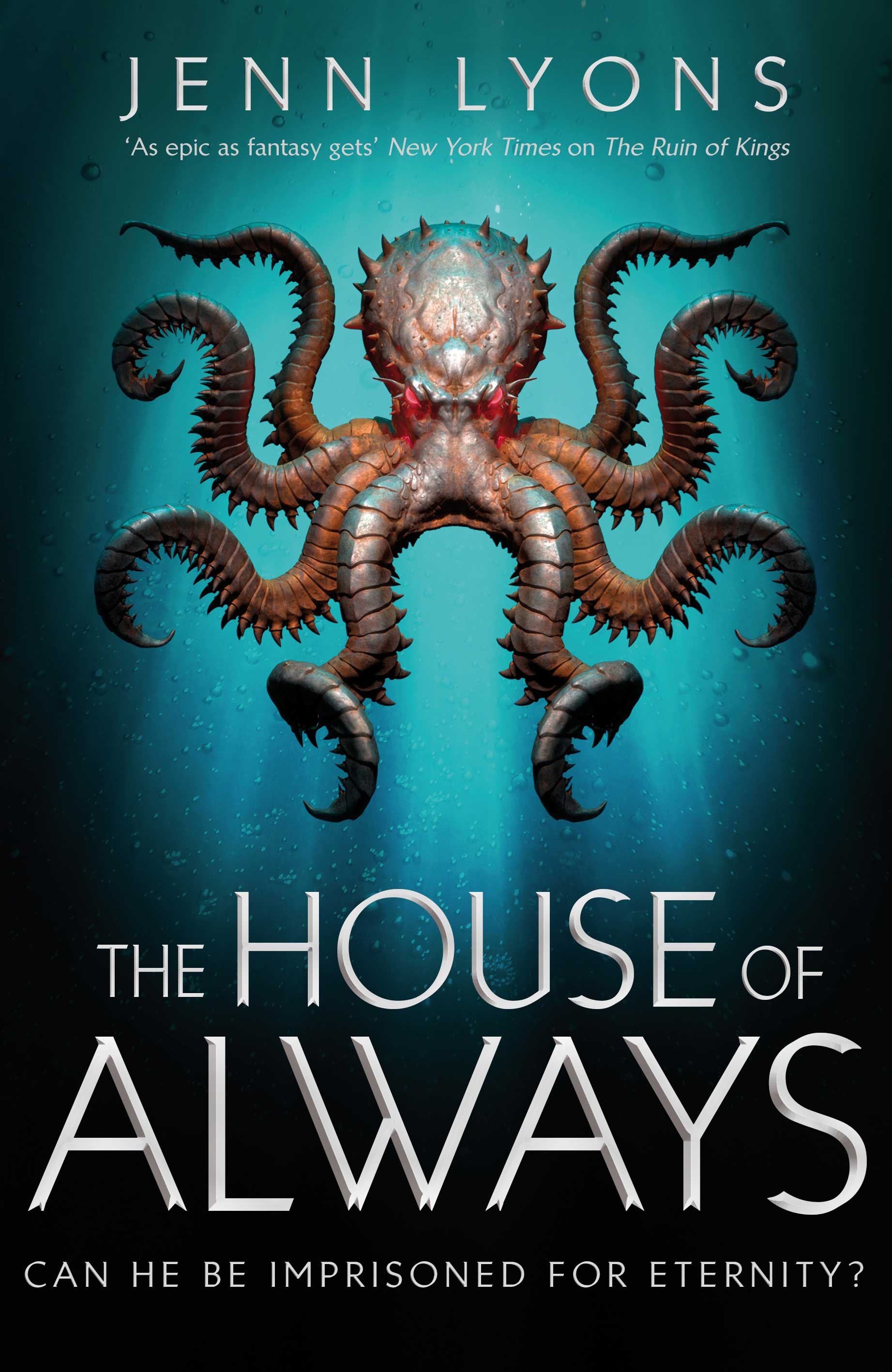 Book cover for The House of Always