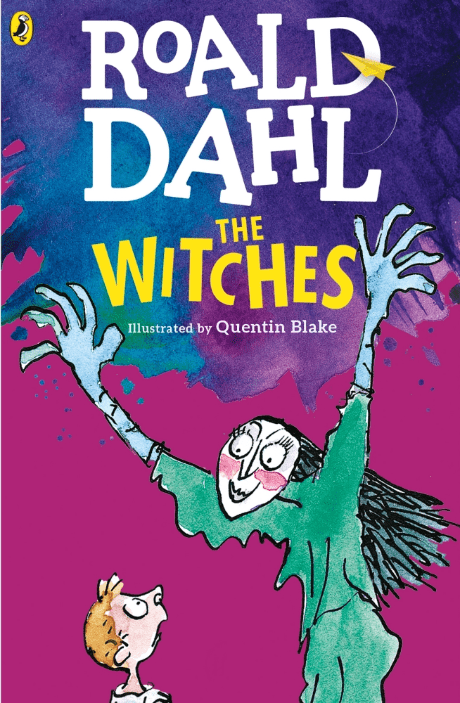 Book cover for The Witches