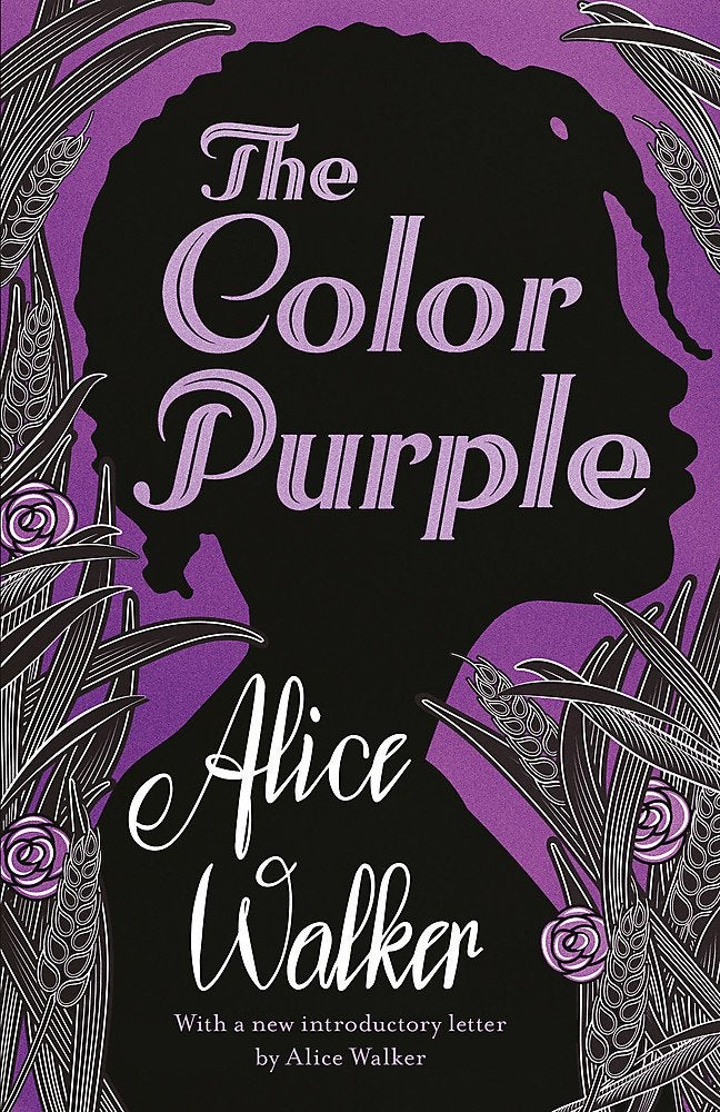 Book cover for The Colour Purple