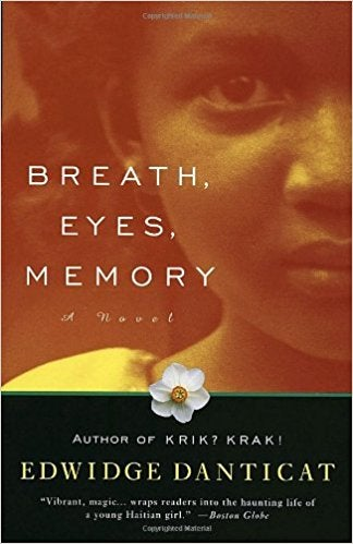 Book cover for Breath, Eyes, Memory
